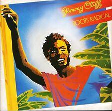 "JIMMY CLIFF roots radical/rub a dub partner CBS A 2604 uk cbs 1982 7"" PS EX/EX"