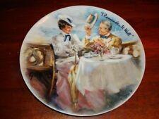 darceau limoges gigi i remember it well 1986 plate #ed