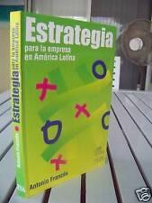 ESTRATEGIA PARA LA EMPRESA EN AMERICA LATINA 2001 + CD