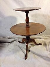 "Stand 2Tier Solid Maple ""Willett""See12Pics4size/etc/Local Pickup Only.MAKE OFFER"