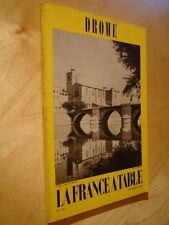 La France à Table n°141 Drôme 1969 Neige en Vercors Folklore Recettes ...