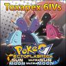 Toxapex 6IV ☀️ Shiny or not 🌙 Battle Ready 6IVs Pokemon Sun Moon Ultra SM USUM