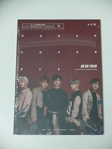 A.C.E - ace  Under Cover 2nd Mini Album (sealed)