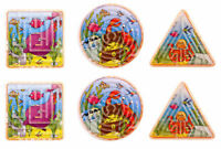 12 Sealife Maze Puzzles - Pinata Toy Loot/Party Bag Fillers Childrens/Kids