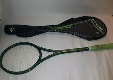 Dunlop Max Series 500Gs Grafil Injected Squash Racquet w/Case *Made in England*