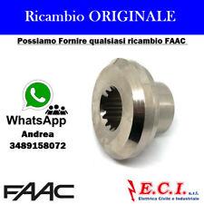 7309165 FAAC GIUNTO SCANALATO CASSETTA PORTANTE 750
