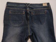 """Paris Blues Jeans Cropped Capri Stretch Women's Jeans Size 20 Actual 40 x 21"""""""