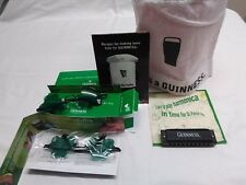 Guinness Christmas Chef's Hat booklet harmonica and sunglasses