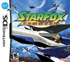Star Fox Command Nintendo DS Complete
