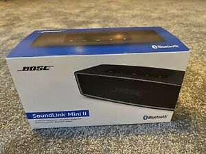 Bose SoundLink Mini II 2 Wireless Bluetooth Phone Speaker - Carbon