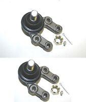 2 X Pour Ford Maverick 1993 - 1996 Avant Rotule Inférieur Paire Gauche et Droite