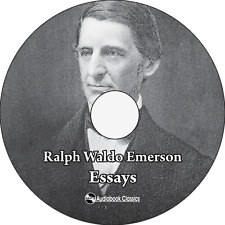 Emerson Essays - Unabridged MP3 CD Audiobook in paper sleeve