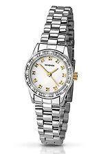 Sekonda Ladies Crystal Set Bracelet Watch 2112 RRP £49.99