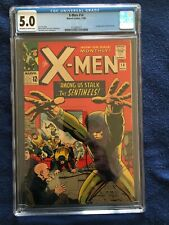 X-Men #14 - CGC 5.0 - Off-White To White Pages