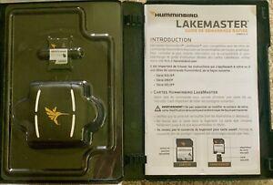Humminbird SmartStrike Wisconsin Edition Version 4 Micro Map Card and SD Adapter