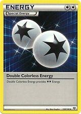 Double Colorless Energy - 130/146 - Uncommon -(x1)- X & Y (Base Set) - NM-Mint!!