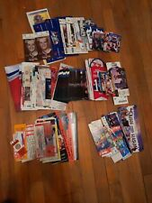 Large Lot of Montreal Sports Ticket Stubs Canadiens Alouettes Impact F1 Concerts