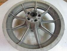 "Harley Aluminum Rear Wheel Mag Rim Hub OEM 16 x 3.0 3/4"" Axle"