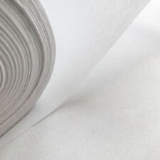 Heavy Weight Fusible Iron on Interfacing in White by The Metre - 90cm Wide