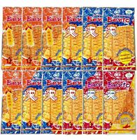 12 Pcs X 5 G BENTO SQUID THAI DRIED FOOD SEAFOOD SNACK SWEET SPICY FLAVOR