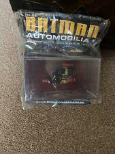 batman automobilia No 83 Eaglemoss