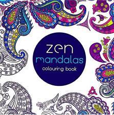 Children Graffiti Coloring Book Painting English Books Fantasy Zen Mandalas