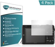 """Slabo Displayschutzfolie für Sony DSC-HX60 (4er Set) KLAR """"Crystal Clear"""""""