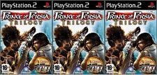PRINCE OF PERSIA TRILOGY  **INCLUDES 3 GAMES** | PS2 | Sony PlayStation 2 - VGC