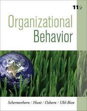 NEW 3 Days US Organizational Behavior 11E Schermerhorn Osborn Hunt 11th Edition