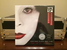 "Donna Summer Another Place and Time UK 12"" White Vinyl Singles RSD PWL SAW Int"