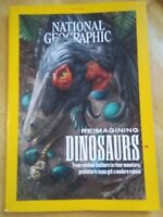 NATIONAL GEOGRAPHIC OCTOBER 2020 Reimagining DINOSAURS, Eagles and more