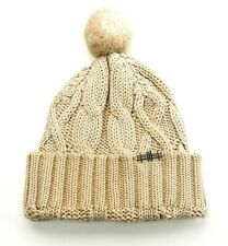 Burberry Beanie Size S or Kids Beige Cream Colour Pompon