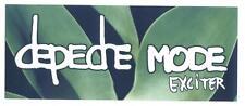 Depeche Mode - Exciter - Aufkleber / Sticker - Sammlerstück