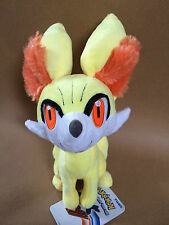 Pokemon Plush Teddy - Fennekin Soft Toy - Size: 17cm - NEW & Tagged