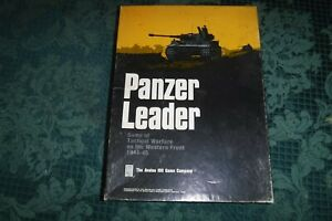 AVALON HILL PANZA LEADER 1974 UNPUNCHED LOOKS COMPLETE