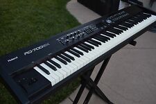 Roland RD-700GX keyboard synthesizer near MINT-used 88 key piano for sale