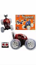 Rc Dasher MusicalStunt Car 360 Radio Turbo Remote Control Car With Music & Sound