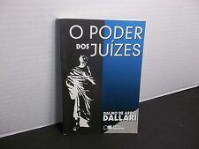 O PODER DOS JUiZES de DALMO DE ABREU DALLARI