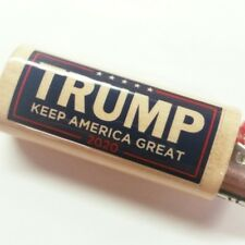 Trump 2020 Keep America Great Lighter Case Holder Sleeve Cover Fits Bic Lighters