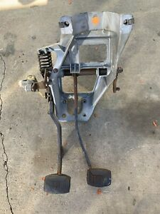 FORD TRUCK F-150/250/350 CLUTCH PEDAL ASSEMBLY HYDRAULIC TYPE OEM 1983-1986