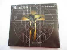 ILL NINO - EPIDEMIA - CD DIGIPACK SIGILLATO 2012