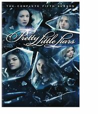 Pretty Little Liars The Complete Fifth Season 5 (DVD, 2015, 5-Disc Set) NEW