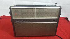 Vintage ITT Golf 200 International Schaub-Lorenz Radio Kofferradio
