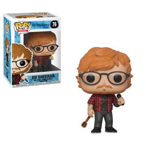 Pop Rocks Ed Sheeran 76 Ed Sheeran Funko figure 95291