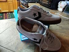e2c09f1704c1 Converse Courtland Men s Shoes Wolf Grey Black Brown 162571C NIB SIZE 10