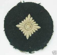 German WW2 Green Long Service Patch, stamped, badge