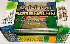 Latta Tin Box ADRENALYN XL CALCIATORI PANINI 2020/2021