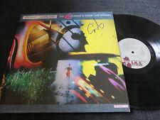 STEWART COPELAND signed Autogramm THE EQUALIZER & OTHER CL Vinyl Platte InPerson