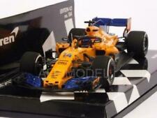 Modellini statici di auto da corsa Formula 1 MINICHAMPS Fernando Alonso
