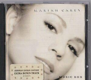 CD - MARIAH CAREY - MUSIC BOX #U13#